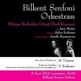 """Selva Erdener """"Dünya Kadınlar Günü Özel Konseri"""""""