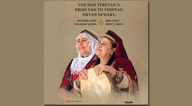 Van'dan Yerevan'a