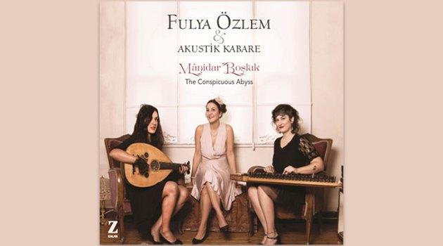 Mânidar Boşluk fasıl enstrümanlarıyla kaydedilmiş bir makam müziği albümü