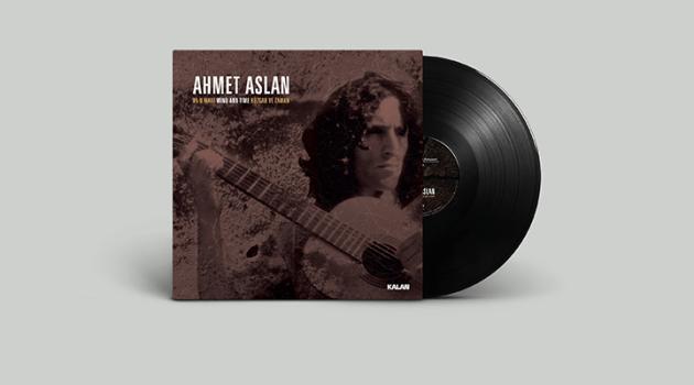 Ahmet Aslan'ın Va u Waxt albümü long play formatında