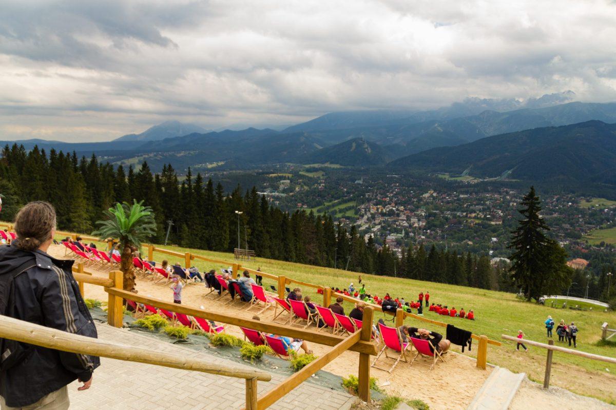 Zakopane - a négy évszak úticélja