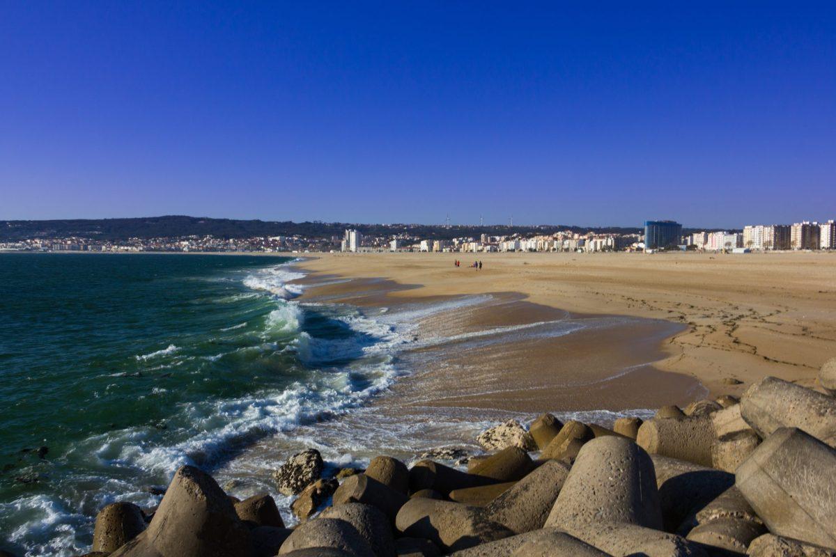 Figueira da Foz és Coimbra - kitérő Lisszabon és Porto közt