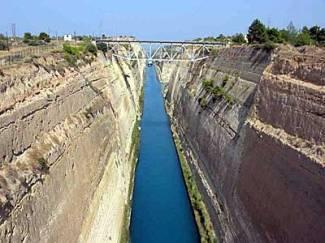 korinthoszi-csatorna - greekland.hu
