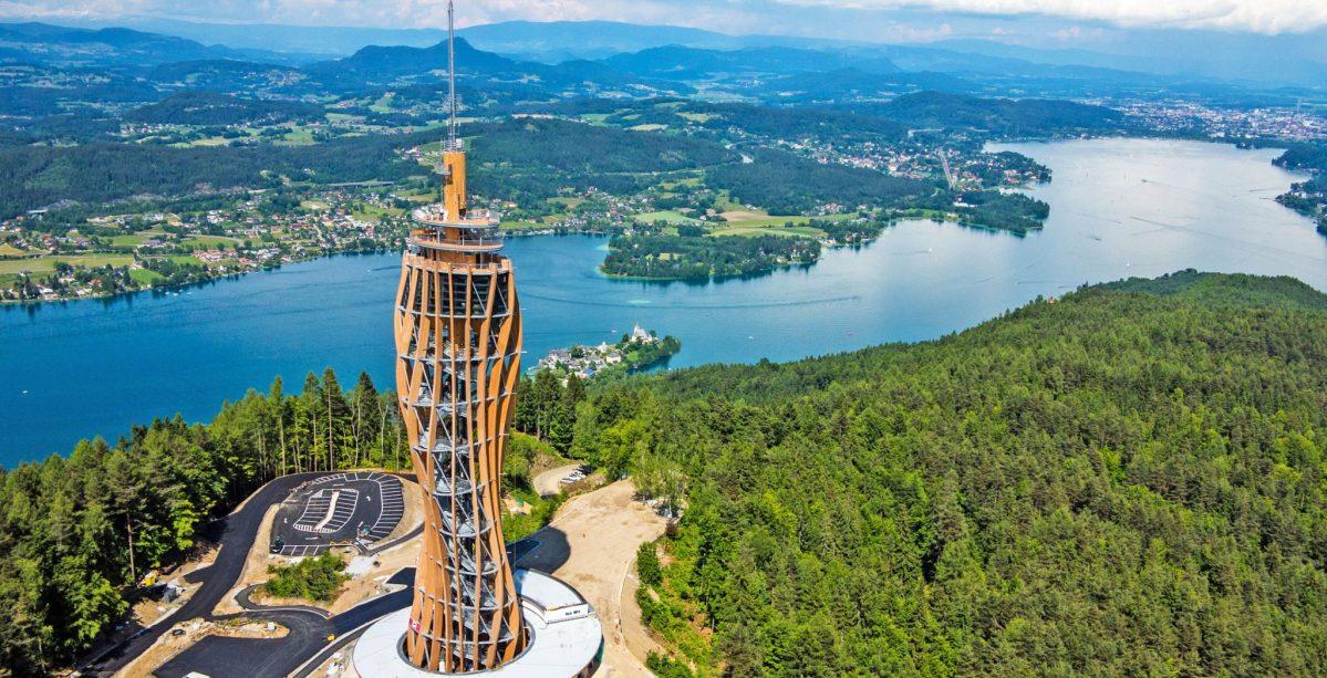 Wörthi-tó és környéke, az osztrákok Balatonja