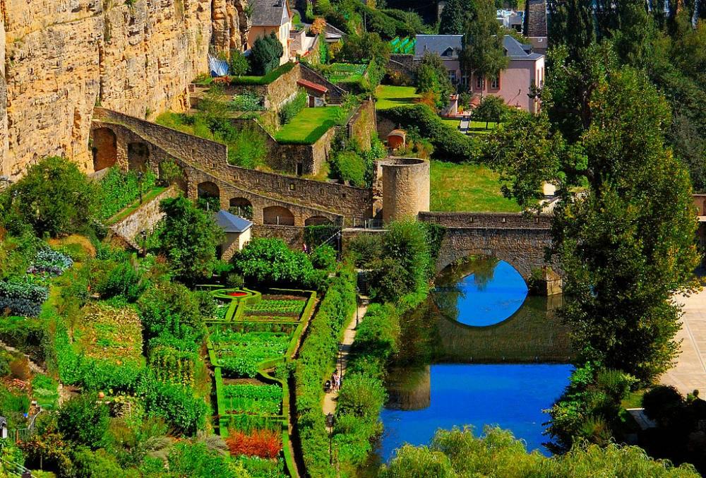 Luxemburg amellett, hogy gazdag, egy mesés miniállam