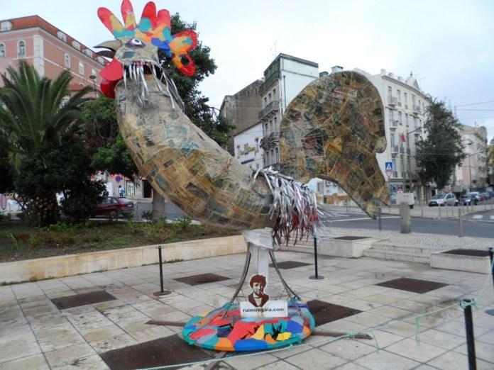 Martim Moniz tér, Lisszabon - 2017-es látogatásunkkor