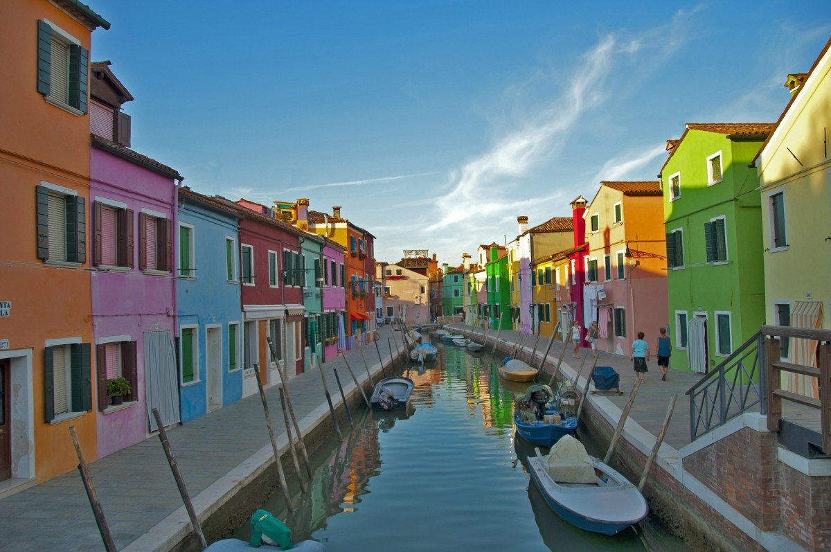 Murano, Burano és Trocello, kirándulás Velence körül