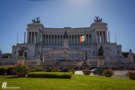 Vittorio Emanuele II emlékmű