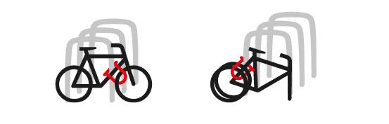 Como atar la bici