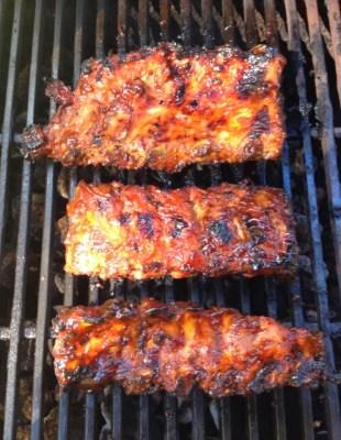 BBQ, ribs, grillribs, hickory,