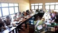 Pertemuan dilakukan bersama pembina dan Pengurus Yarsi Pontianak, Rabu (01/06/20).