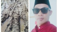 tokoh pemuda sekaligus tokoh masyarakat sekaligus mantan ketua RT 02 RW 05 Dusun Ambangah Mat Rois, Rabu (29/7/20).