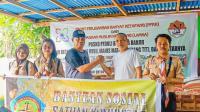Sako Pramuka Peduli Gelar Aksi Peduli Bencana Banjir di Ketapang