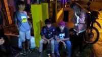 Kumpul Sambil Meneguk Miras Sekumpulan Pemuda diamankan Polisi