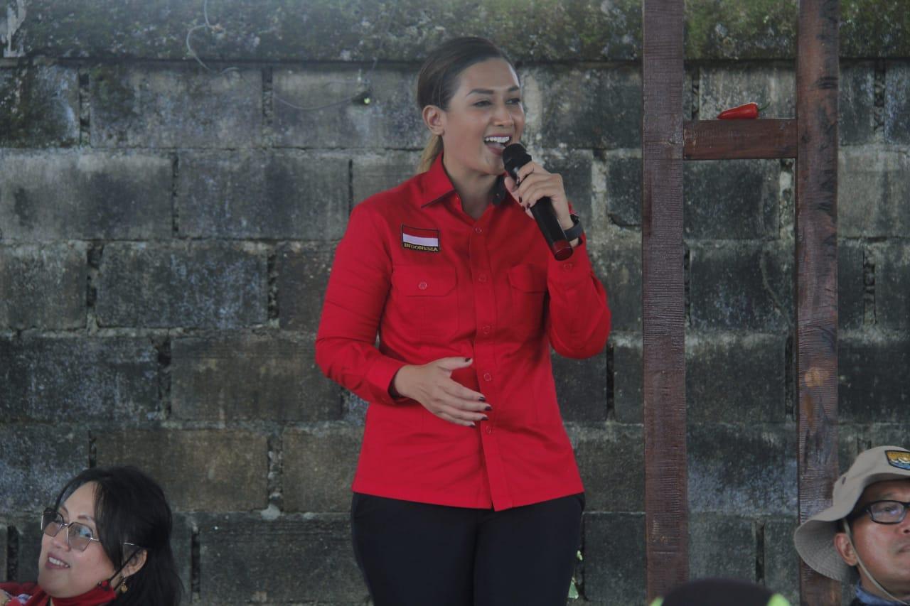 Maria Lestari Komitmen Tingkatkan Kesejahteraan Petani