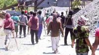 WNA Asal Cina diamuk Ratusan Massa di Kabupaten Ketapang, Simak Penyebabnya