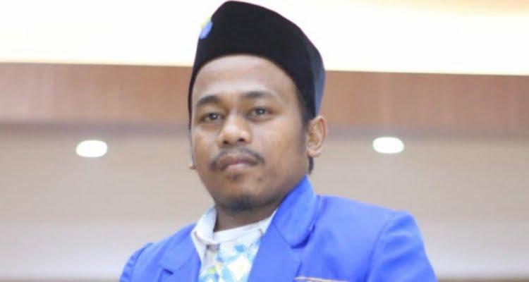 Ketua Eksternal PMII Kota Pontianak, Ahmad Rinto