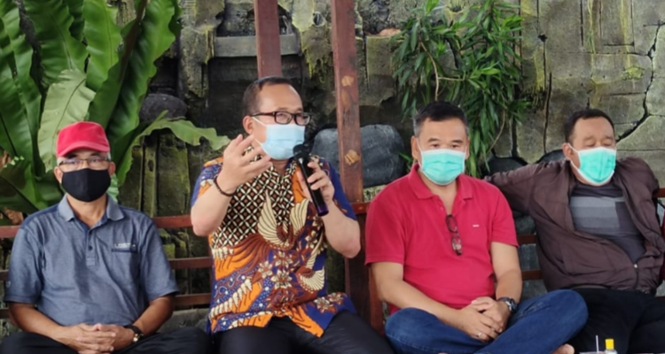 Sujiwo Ajak Komunitas Juang Jadi Penyambung Lidah Rakyat