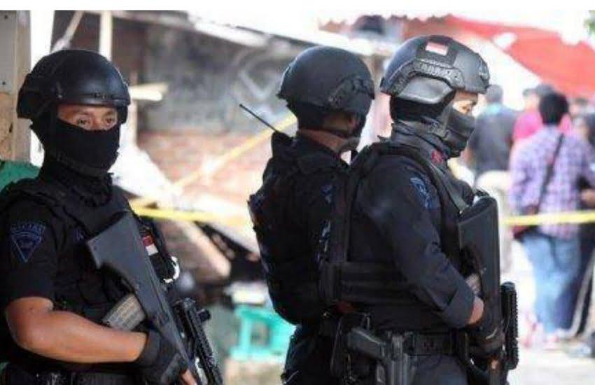Teroris di Cikarang dan Condet, Bom Siap Meledak diamankan