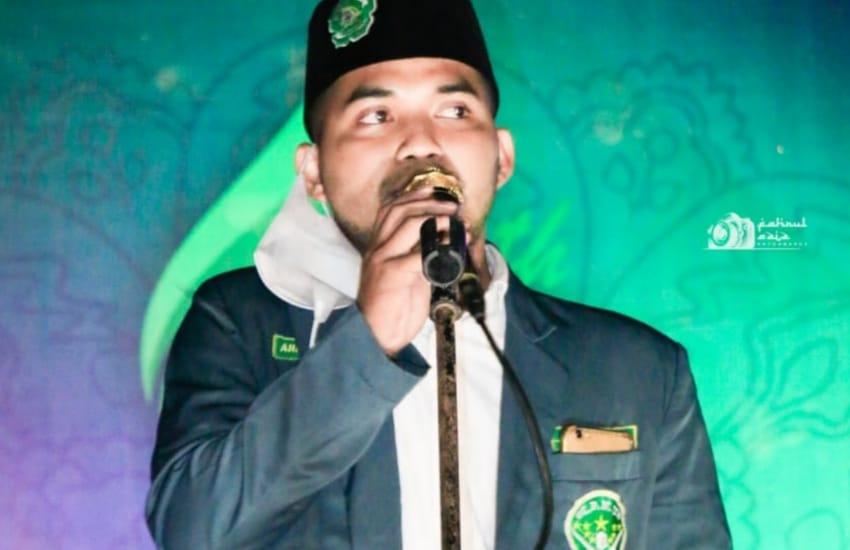 Terpilih jadi ketua IPNU Kota Pontianak ini visi misi Ahmad Imamul Arifin