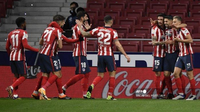 LIVE Streaming TV Online Sevilla vs Atletico Madrid Liga Spanyol