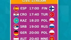 EURO 2020 Kroasia vs Skotlandia Live Streaming TV Online Jam 02.00 (Nonton Gratis)