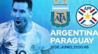 SKOR AKHIR Argentina Vs Ekuador Tadi pagi Piala Copa America Live Indosiar