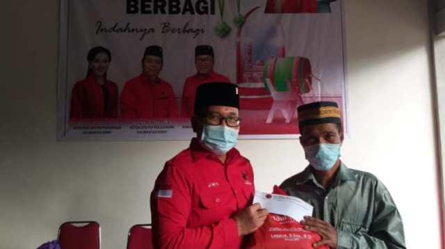 PDI Perjuangan Kubu Raya Usulkan Sujiwo Maju Pilkada 2024
