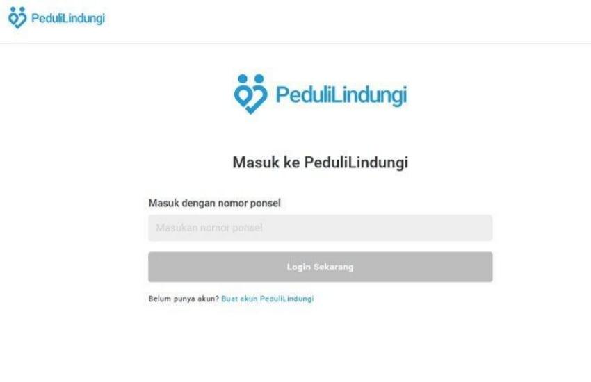 Image Result For Pedulilindungi Id Sertifikat