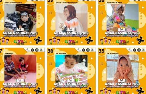 GRATIS, Link Download Twibbon Hari Anak Nasional 2021 hari ini, Coba Klik