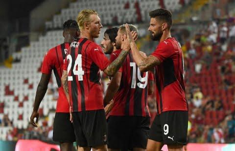 LINK Live Streaming Tv Online AC Milan vs Atletico Madrid, Nonton Liga Champions Pekan Ke-2