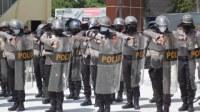 Polres Kota Pontianak Tingkatkan Kemampuan Personil