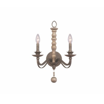Colony 2 Light Wall Sconce