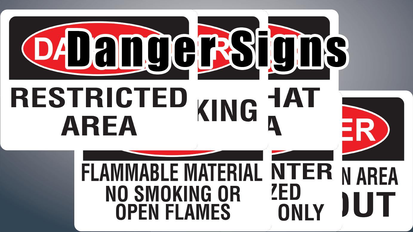 OSAH dangers signs