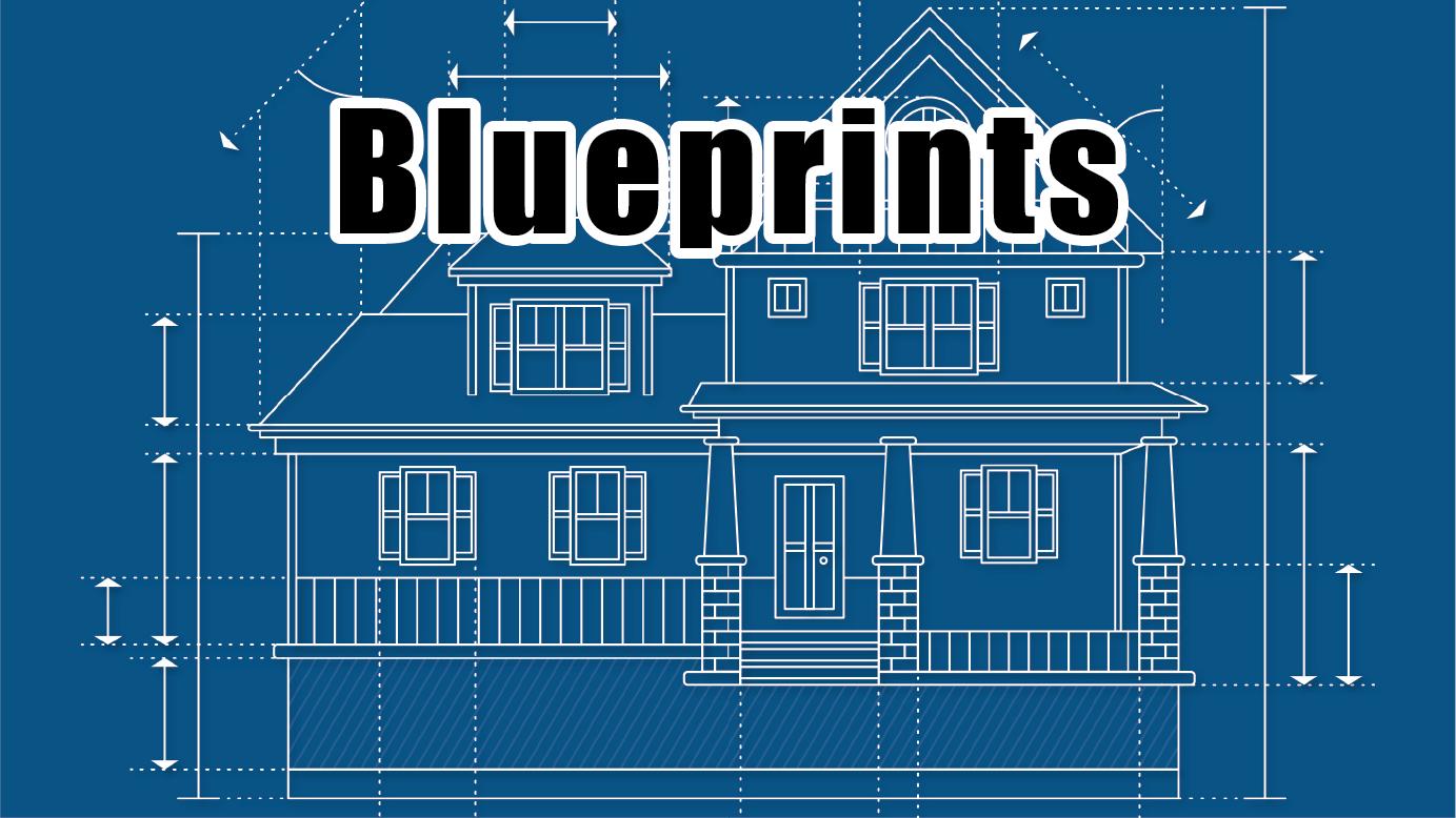 stylize blueprint image