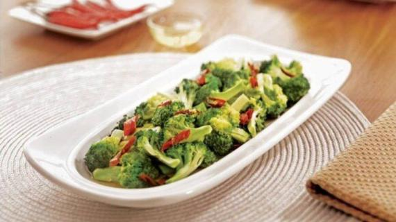 Resep Tumis Cabai Brokoli