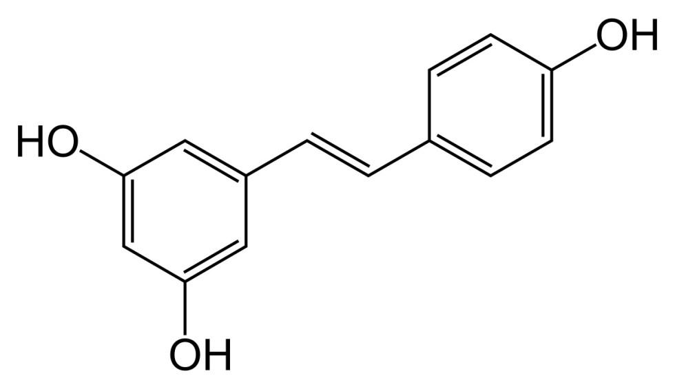Resveratrol is a polyphenol