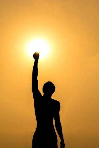Reach for the sun. Photo by Clement Eastwood.