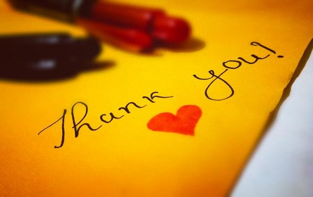 Thank you! Photo by Raj Vaishnaw.