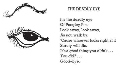 The Deadly Eye by Shel Silverstein