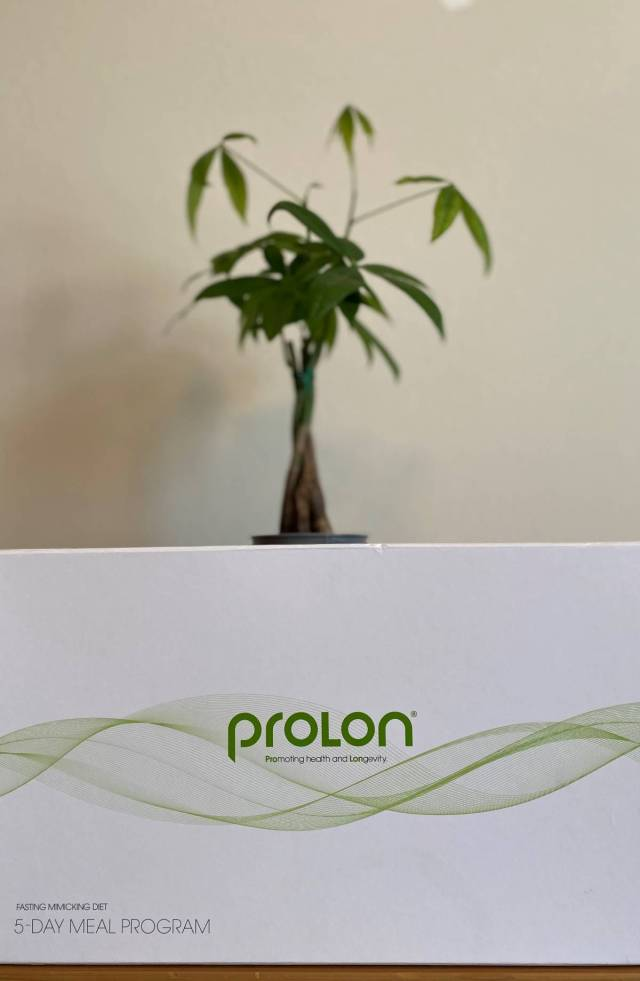Prolon Kit and plant