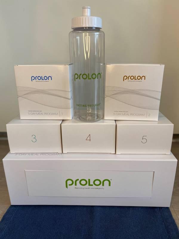 Prolon Carton and Daily Boxes
