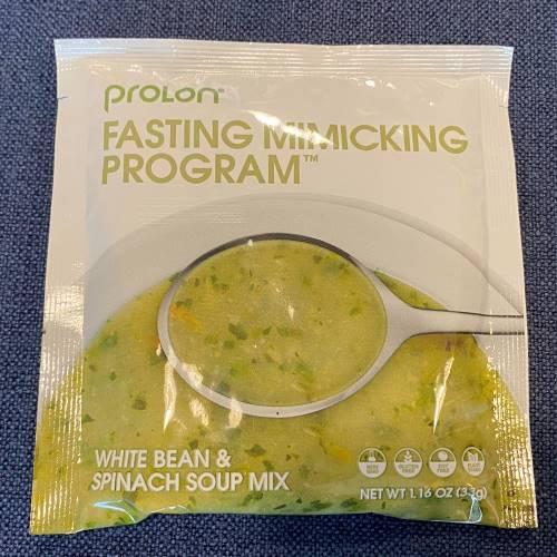Prolon White Bean & Spinach Soup Mix