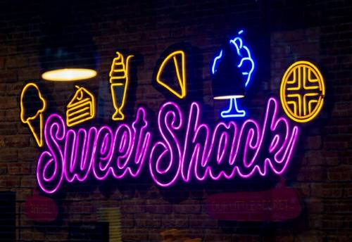 Sweet Shack. By Brett Jordan.