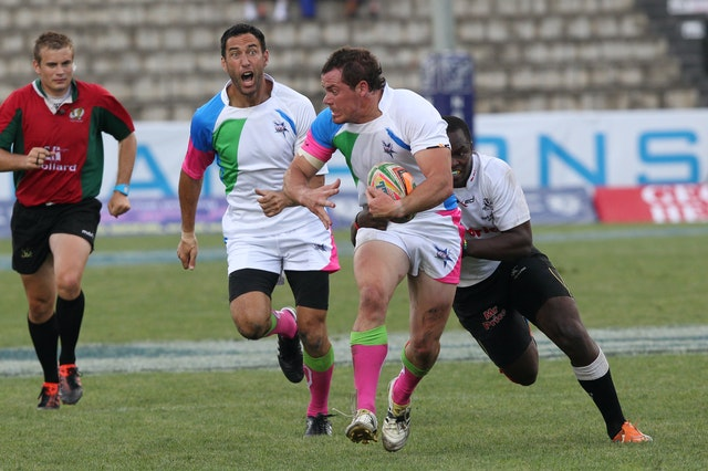 Rugby Football helps build stronger bones. Image by Patrick Case.