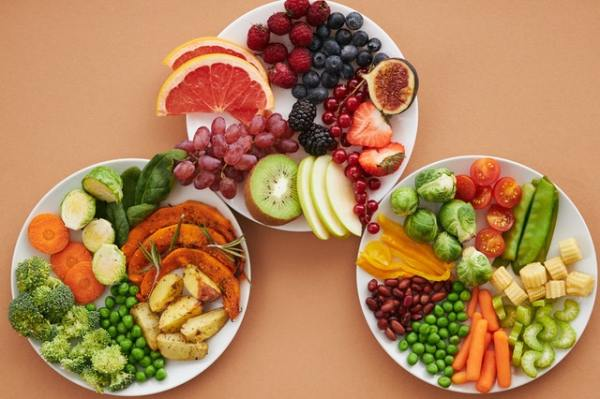 Healthy Food Choices. Image by Vanessa Loring.
