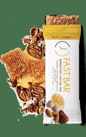 Honey Nut Fast Bar