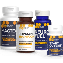 Mental Performance Stack from Natural Stacks