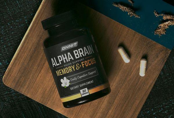 Alpha Brain by Onnit