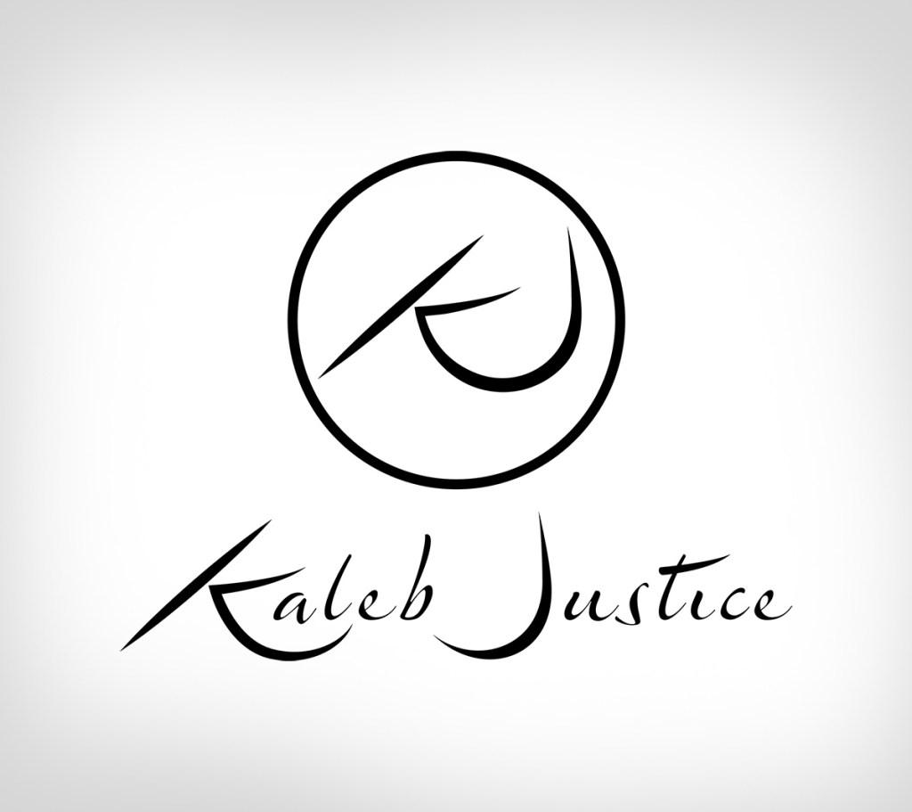 New Logo for Kaleb Justice